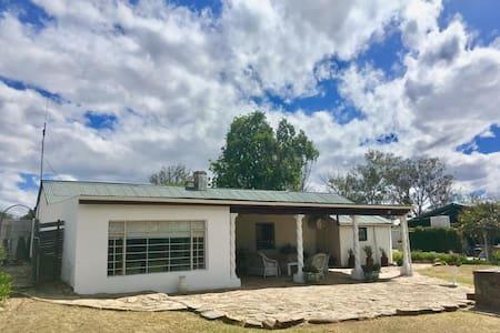 Bushkloof Nguni Farm Cottage