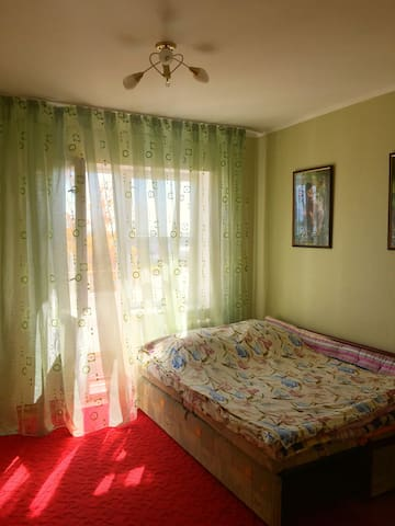 Issyk-kul, Bosteri Appartment