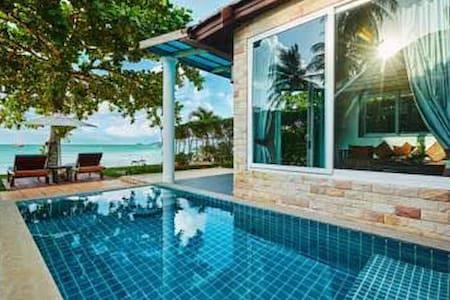 1BR Beachfront Villa Lipa Noi - Ko Samui - Villa