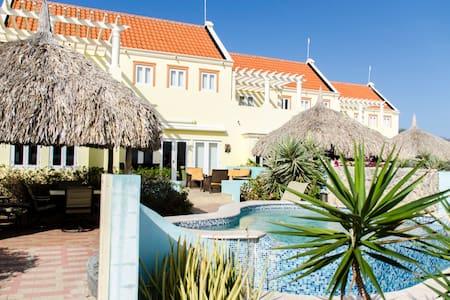 Ocean Front Luxury Kalki Villa - Curaçao, Netherlands Antilles - Villa