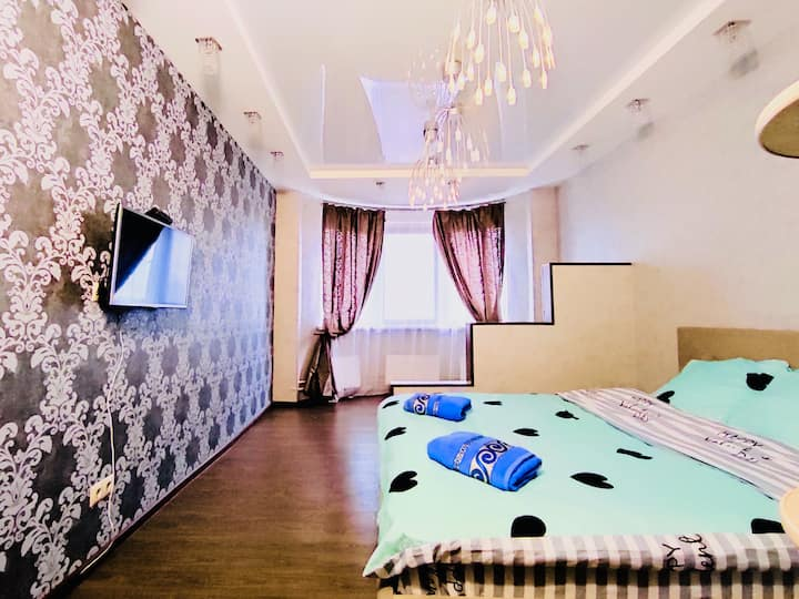 7Heaven Volgograd (1 Bedroom)