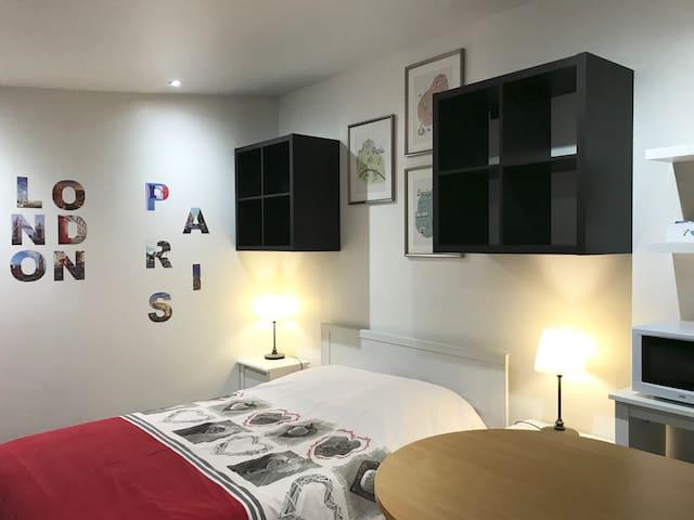 Cottage close to CDG Airport/Paris/Parc des Expo