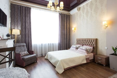 "Apartment ""Mona Lisa"" in the heart of Kharkov"