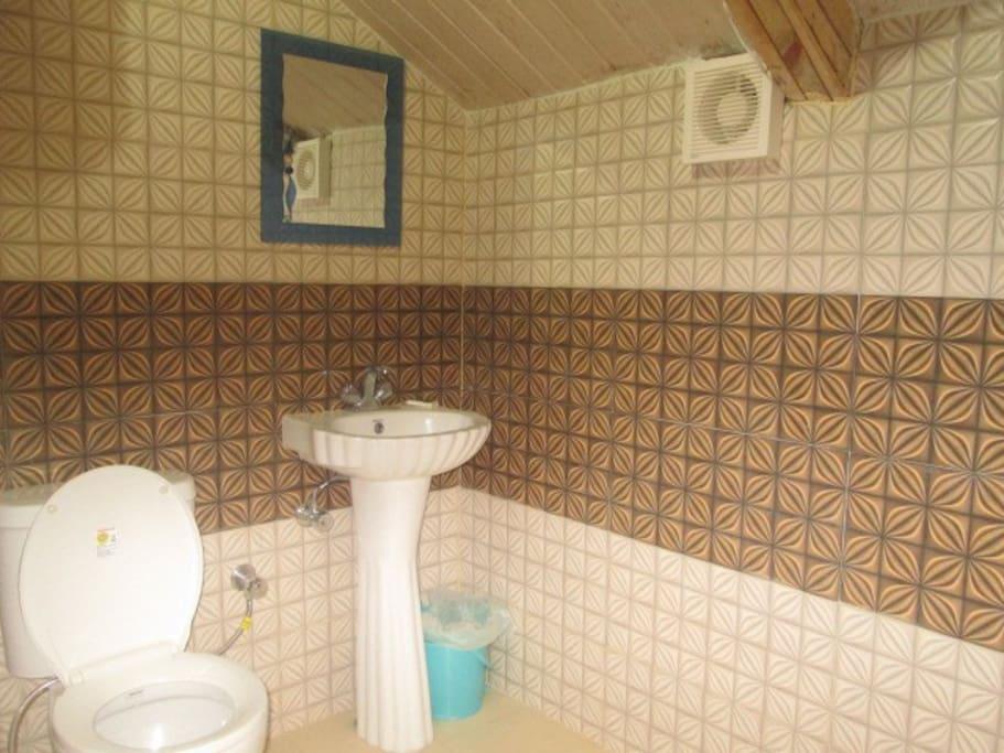 Washroom #1