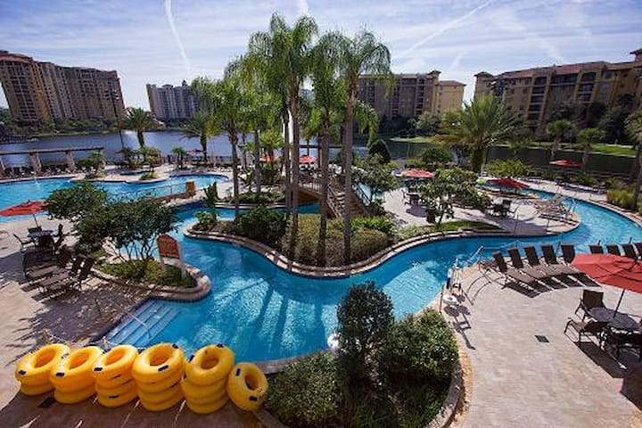 Wyndham Bonnet Creek 3 Bedroom Deluxe (4) - Orlando - Multipropiedad