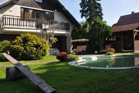 Pronájem Apartmánu s bazénem Šumava - Lčovice