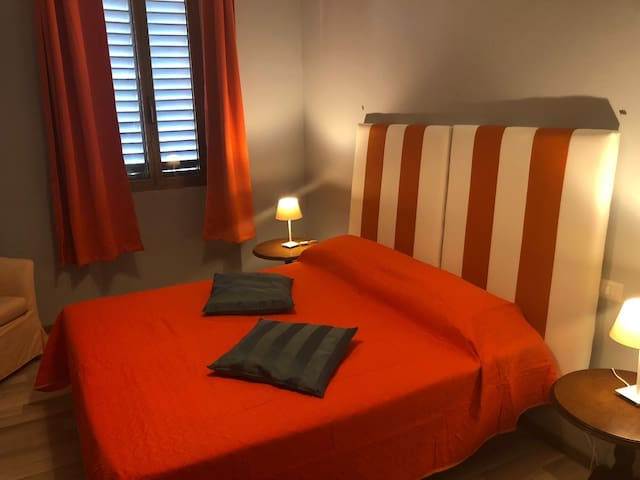 DOUBLE or Twin room, private bathroom, WIFI, A.C.