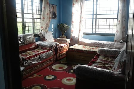 Home stay at Chandragiri, Kathmandu, Nepal