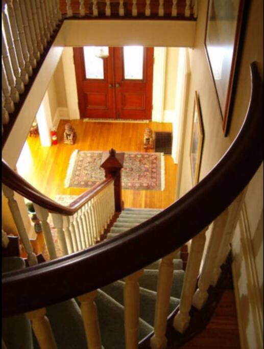 Stairs View