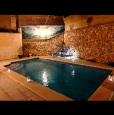 Gozo peaceful  farmstay