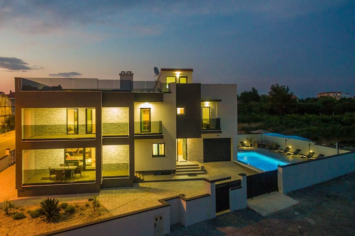 Villa Nika - Croatia Luxury Rent