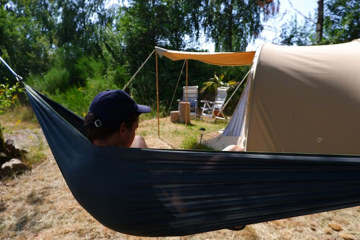 #6 Glamping Tent 2p