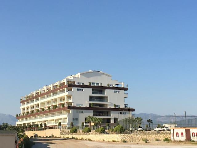 Luxury apartment with seaview,  Side, South Turkey - Gültepe Köyü - Apartment