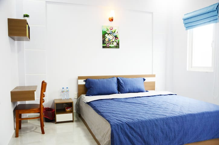 Sweet home in the young district - Double Room #2 - Ho Chi Minh City - Rumah