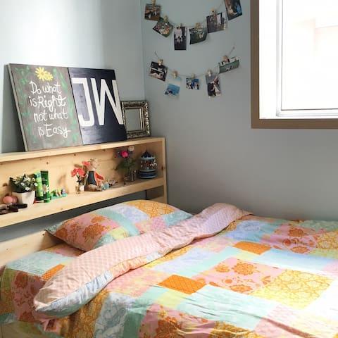 Cozy and comfortable studio in Hanamdong, Gwangju - Gwangsan-gu - Casa