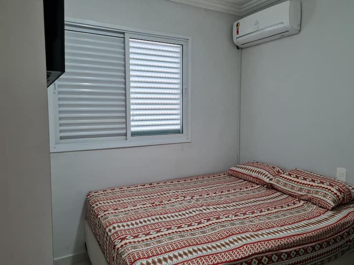 Alugo apartamento completo Santa Mônica