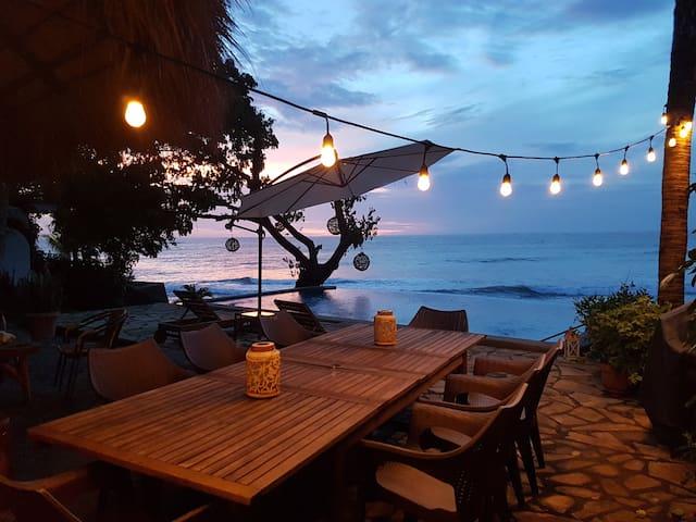 Beautiful Beachfront Place