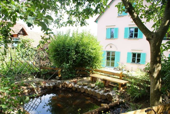 House with green, peacful  garden - Gleisdorf - บ้าน