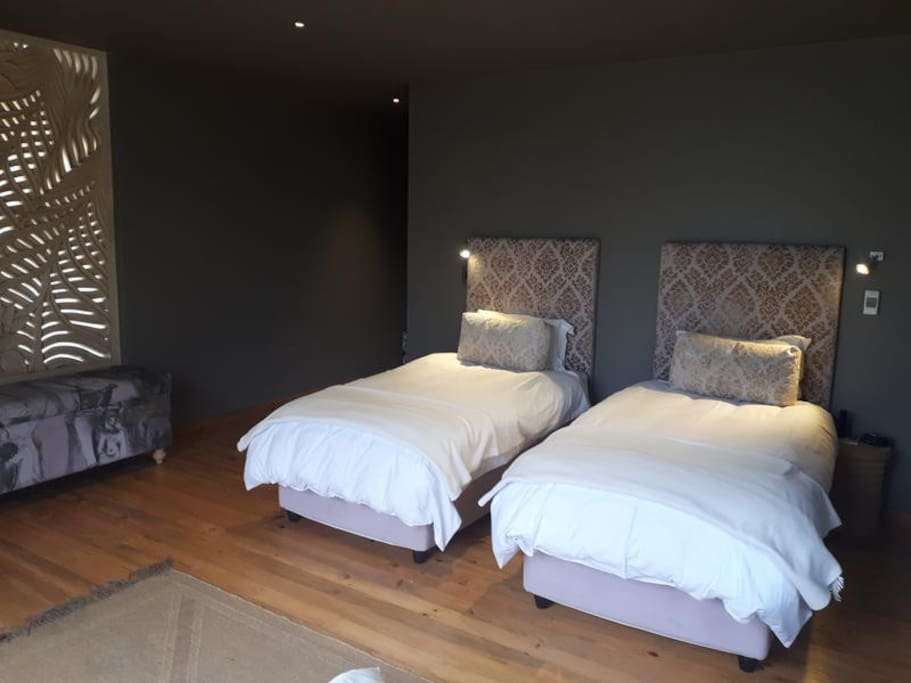 Deluxe Double or Twin Room with Garden V photo 2