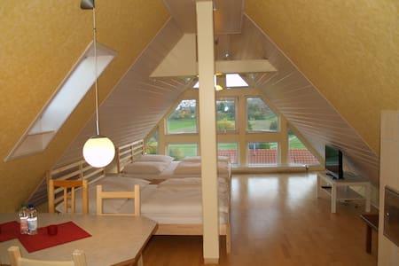 Apartment 7min->Messe 13min->Flughafen Stuttgart - Leinfelden-Echterdingen - Διαμέρισμα
