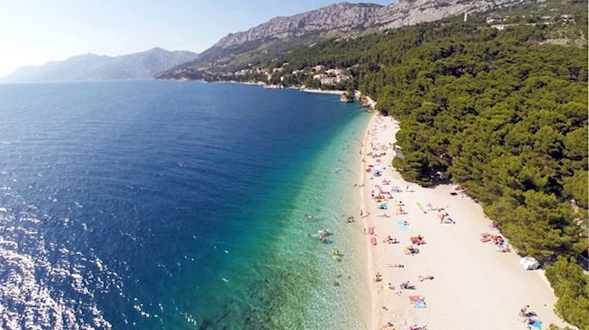 MAKARSKA FOR 2 PERSON - Makarska - Daire
