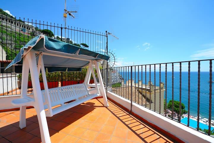 MammaRosanna - Apartment in Amalfi with terrace - Amalfi - Apartemen