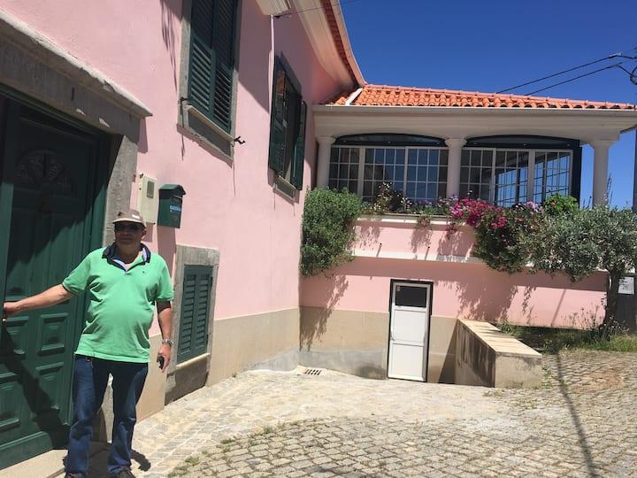 Aluguer de quartos no Solar Vicente