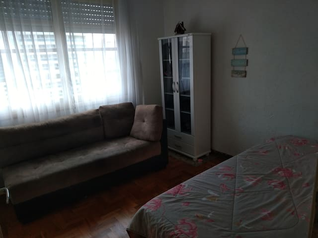 Quarto privado centro de SP