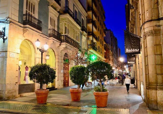 Calle Castaños, Alicante