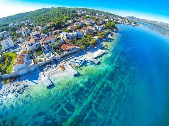 Apartment Raos (Trogir and ciovo island) - Trogir - Appartement