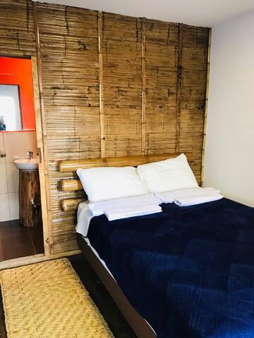 Sara Lodge - Jilguero room - Laguna Cuicocha