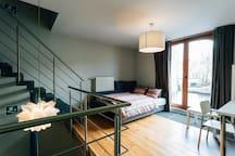 Spacious home in Bruges