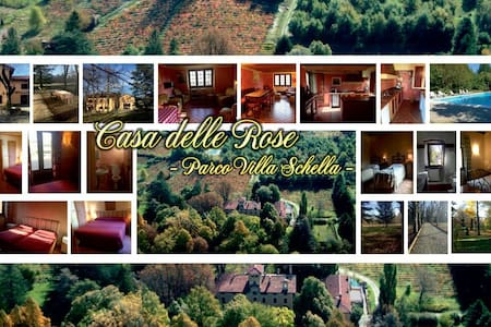 HOUSE OF ROSES - Park Villa Schella - 26 PHOTOS - 奥瓦达 (Ovada) - 独立屋