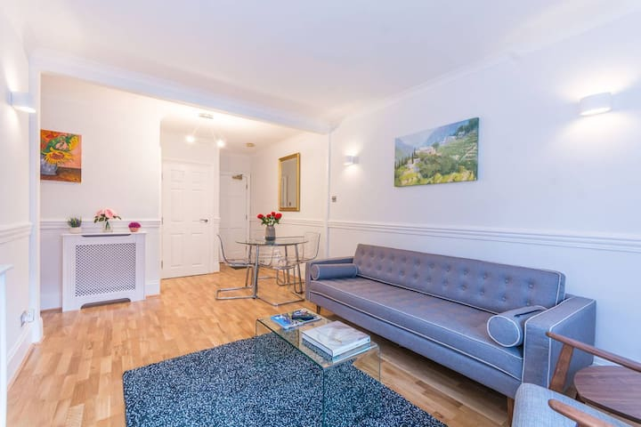 St Johns Wood Apartment