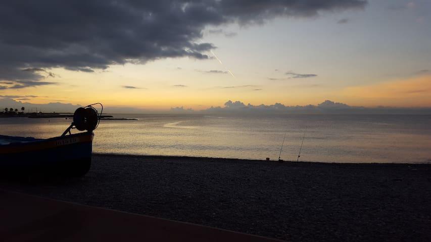 studio ds res. face  à la mer , CAGNES SUR MER - Cagnes-sur-Mer - Apartment
