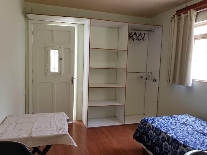 Suite em Vila Mariana com garagem