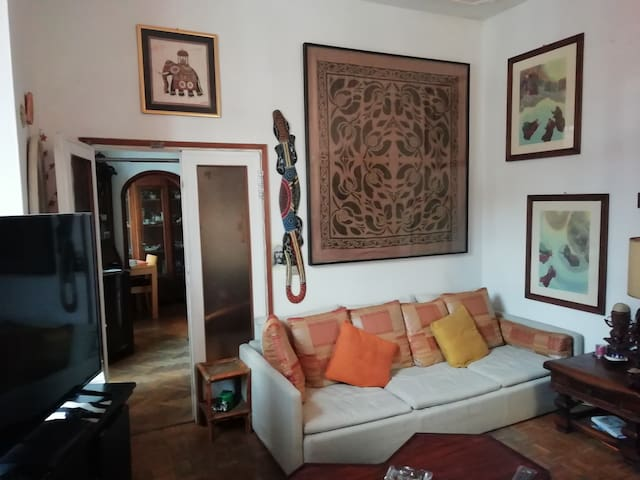 Uffizi's Gallery Room