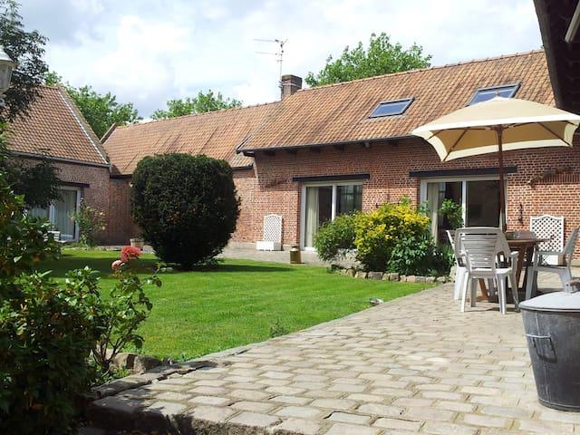 Chez Valérie et Hubert - Erquinghem-Lys