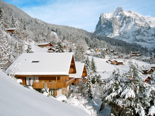 Holiday apartment in Grindelwald