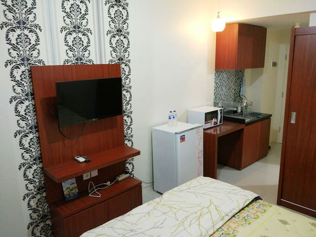 Orchard Mansion - Studio Apartment @Pakuwon Mall