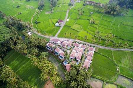 1 BRG Heavenly Villas in Ubud - Ubud - Villa