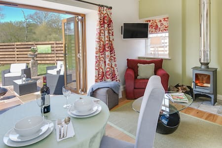 Rural luxury, a fabulous bolthole with great walks