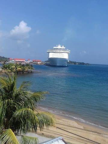 ocean view  Beach and snorkeling and nice tours