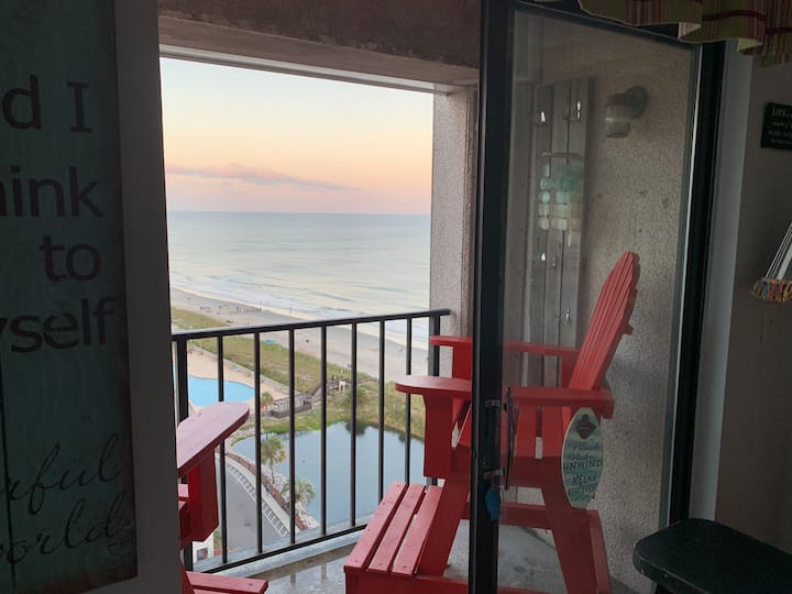 Amazing Ocean Views at Myrtle Beach Resort