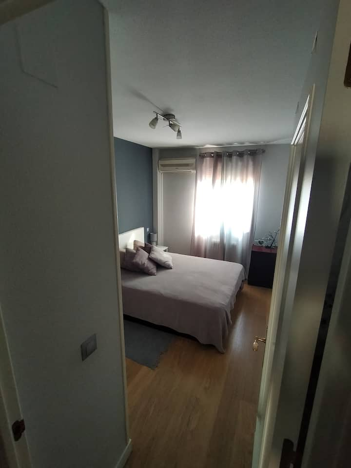Bright and Cozy Room ! Unbeatable situation Madrid
