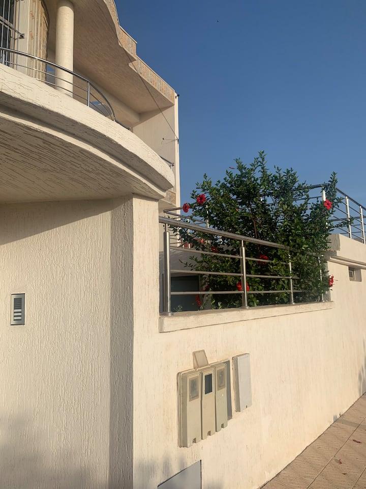 Appartement A dans villa à Imi Ouaddar