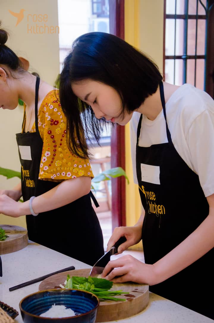 Best Cooking Class in Hanoi
