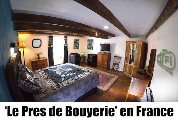 le Pres de Bouyerie