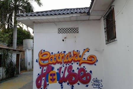 Carnaval House. chill and party, near parades. - Barranquilla - Hostel