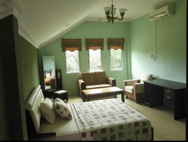 Private room in Villa Dadap Brunei